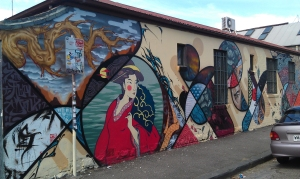 art in fitzroy
